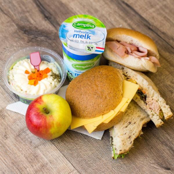 Lunchpakket Alpha